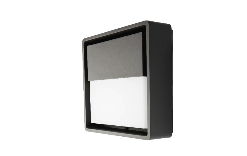 Frame Square Wall Grafit 6W LED 3000K