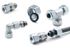 Hydraulik Skærerings fittings galv.
