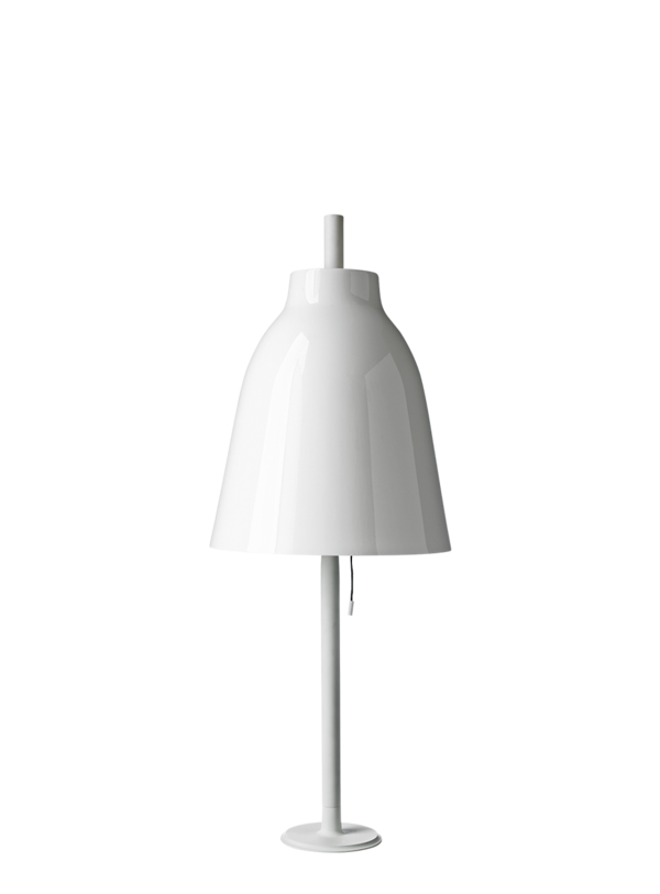 Caravaggio Table Plug-in White